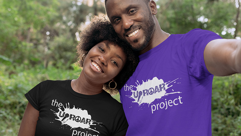 The Uproar Project T-Shirt
